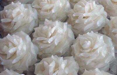 Flores de cera y Trabajos especiales